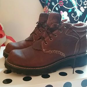 Ariat Shoes - Ariat Lace Up Boots 9